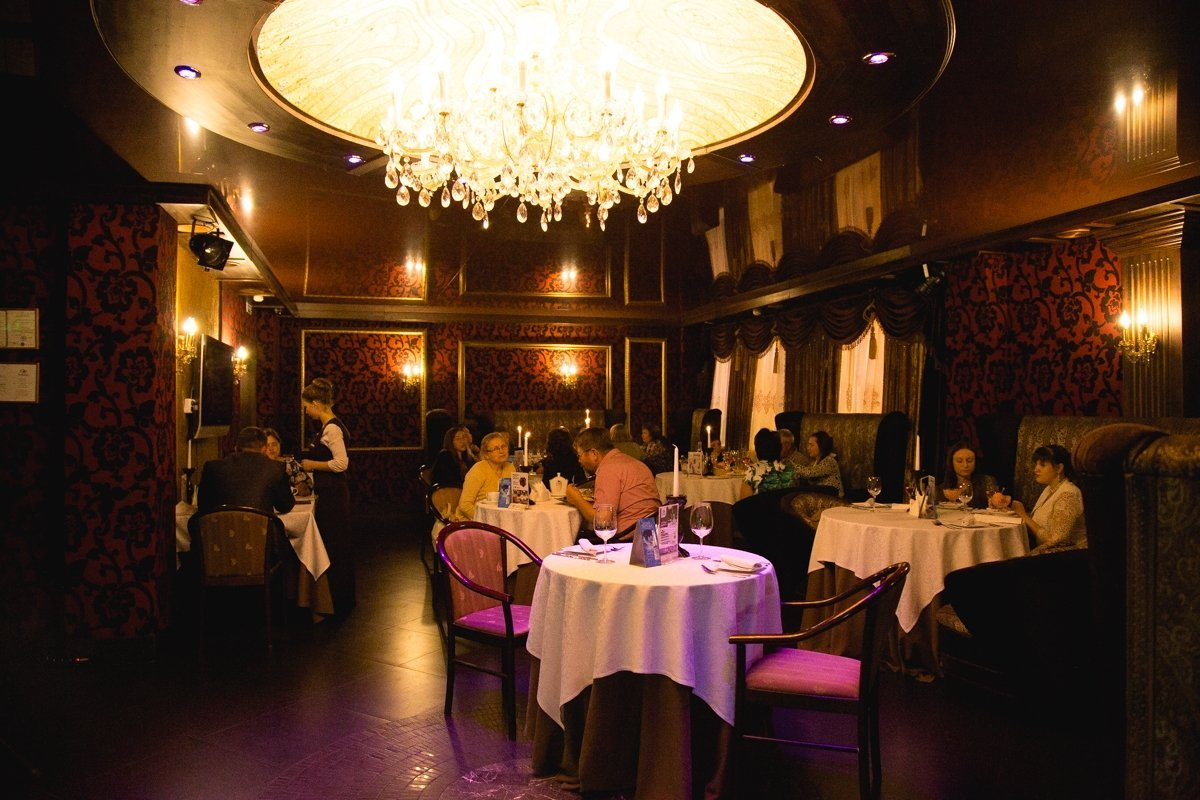 Ресторан тэнгис